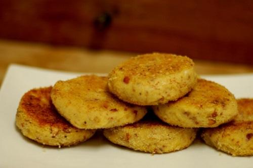 Hamburger di lenticchie vegani e gluten free