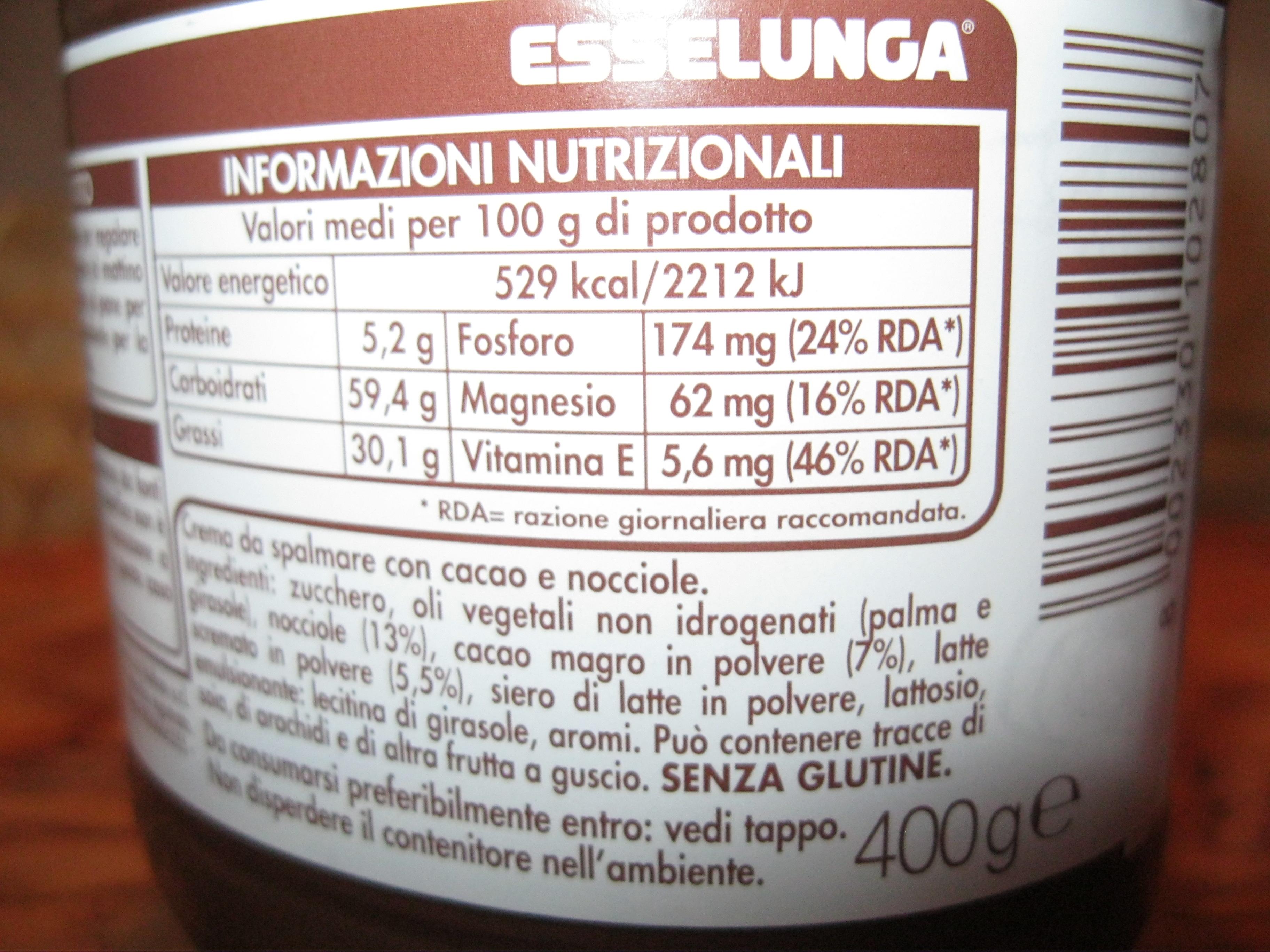 Etichette chiare sui prodotti senza glutine!!!