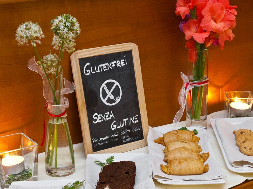 Corso di cucina senza glutine in vacanza