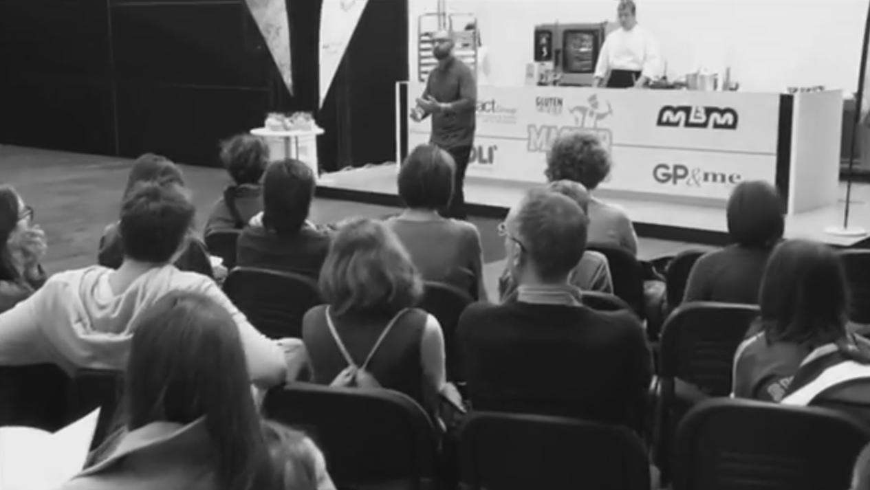 Celiachia.org e Marcello Ferrarini al GFE 2014