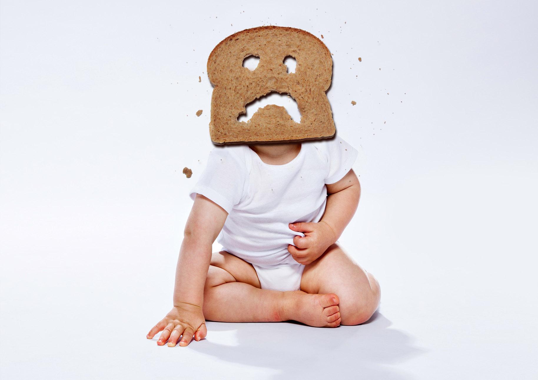 Celiaquía, cuando el gluten es un problema para el niño