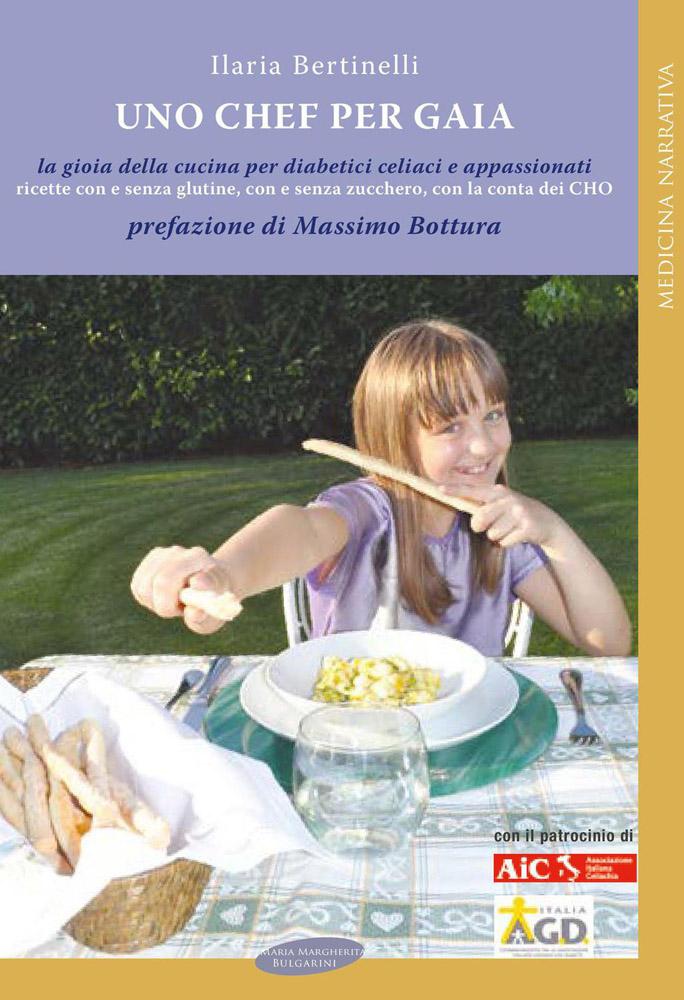 Gaia è celiaca e diabetica: la mamma le dedica un libro di ricette