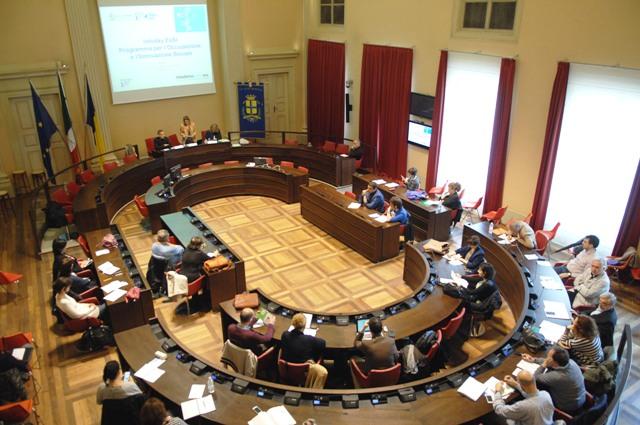 Modena, in Consiglio comunale Peep, celiachia e gioco d'azzardo