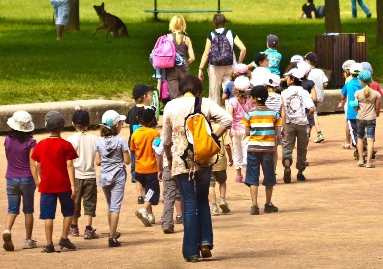 Bimbi celiaci a digiuno durante la gita scolastica