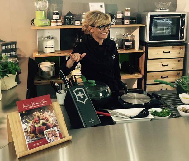 Celiachia, a Fossacesia convegno su alimentazione gluten free con la Chef Simona Ranieri