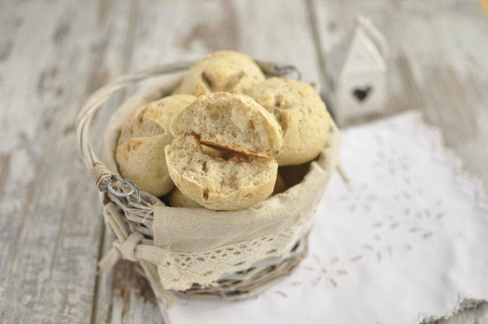 Pane senza glutine alla salvia