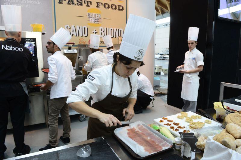 Grande affluenza nella collettiva del Gluten Free Expo a Tuttofood 2015