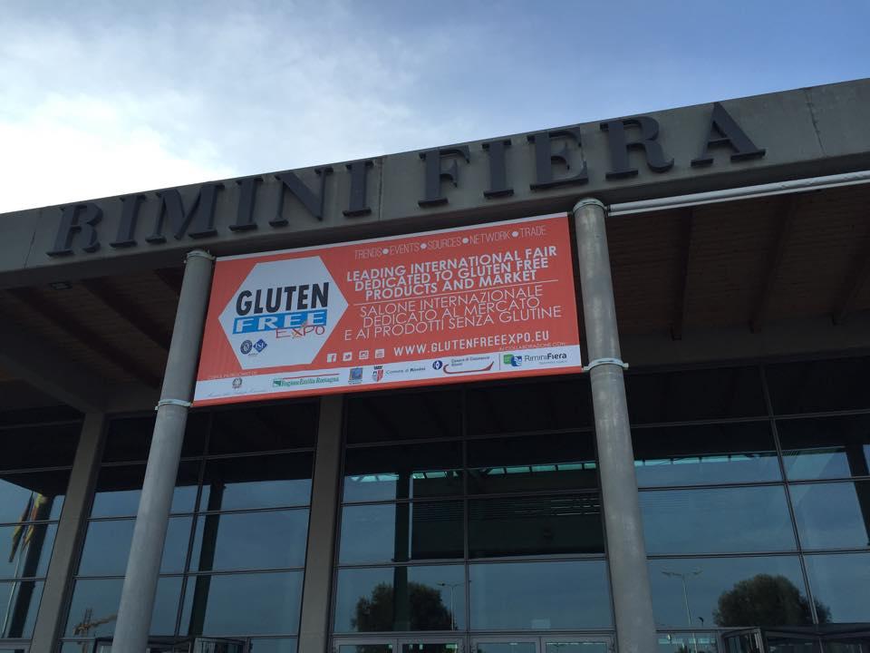 Celiachia.org al Gluten Free Expo 2015
