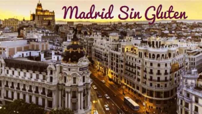 Madrid Sin Gluten a través de sus restaurantes y su MAD Gluten Free