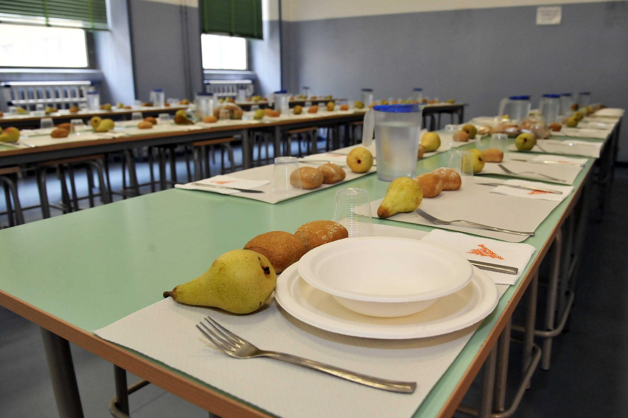 Mense scolastiche, menu senza glutine per la settimana nazionale della celiachia