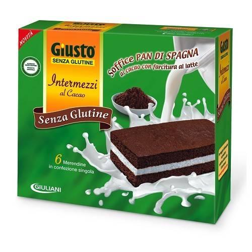"""Giuliani: ritiro dal mercato """"Intermezzi al cacao"""""""
