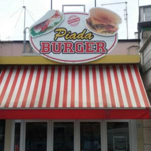 Piada Burger Riccione