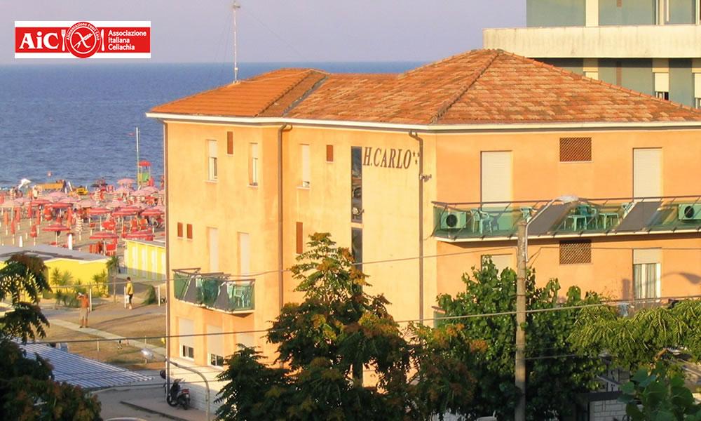 HOTEL CARLO RIMINI ***