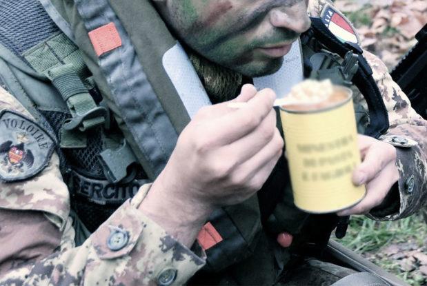 Celiachia, forte discrimine per la carriera militare