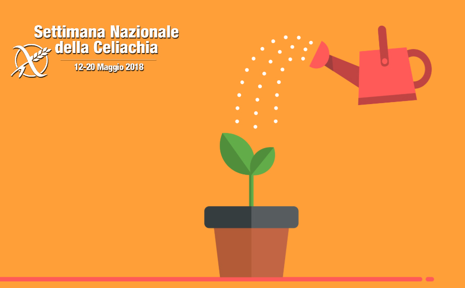 Screening e Corsi di cucina dal 12 al 20 maggio in tutta Italia per la settimana della celiachia