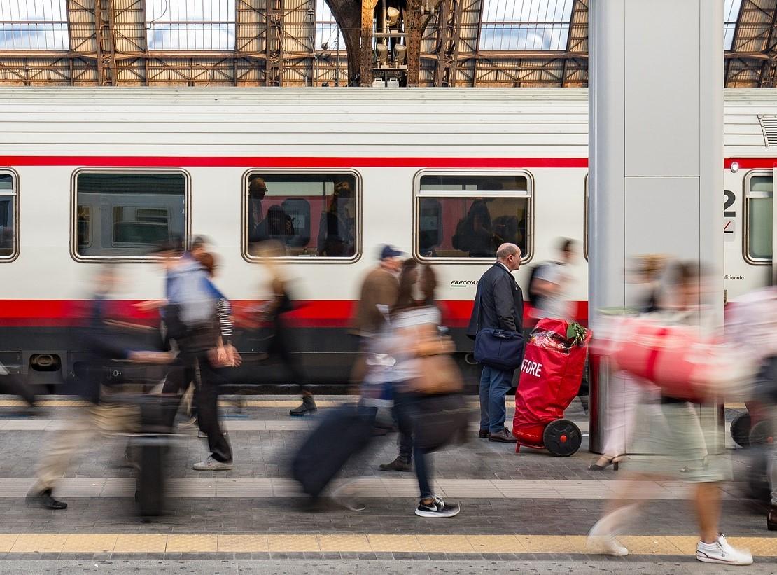 Pasti gluten free in treno: l'offerta Trenitalia e Italo