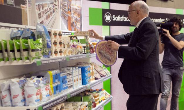 Mercadona incrementa su gama de productos sin gluten