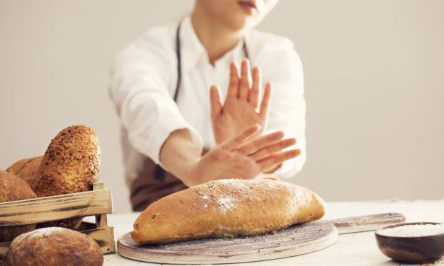 Sensibilità al glutine: cosa mangiare