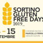 """Celiachia, a Sortino il 14 e 15 settembre riecco i """"Gluten free days"""""""