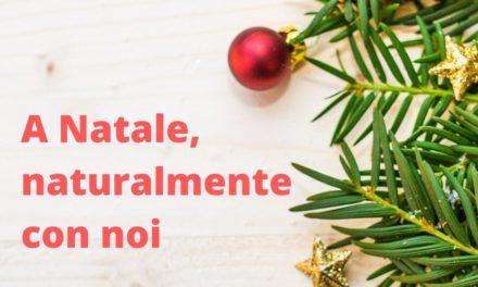 A Natale, naturalmente con noi
