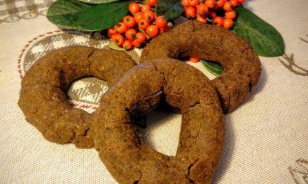 Ciambelline saracene alla canapa e cannella