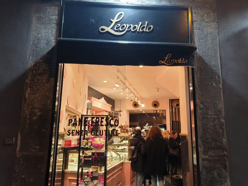 Leopoldo Cafebar (Senza glutine) a Napoli: recensione della pasticceria