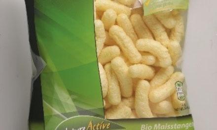 Questi bastoncini di mais non sono adatti ai celiaci