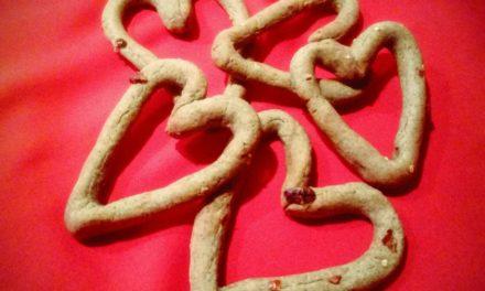 Cuori di quinoa e canapa al peperoncino