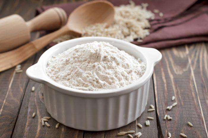 In dispensa… la farina di riso