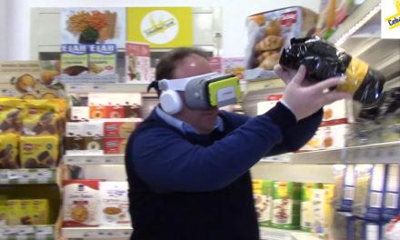 A Caltanissetta basta una videochiamata per la consegna a domicilio
