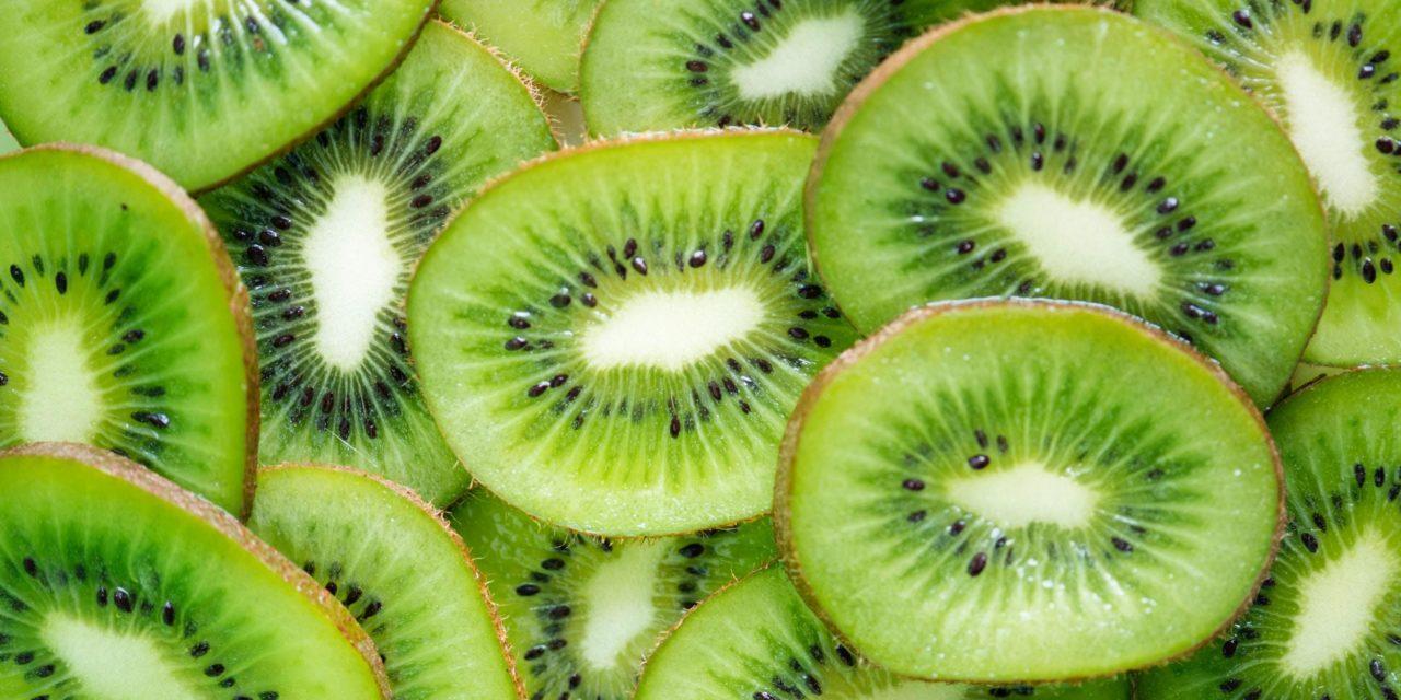 Kiwi, raggi di salute