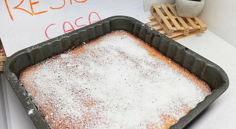 Brownies al limone senza glutine e lattosio