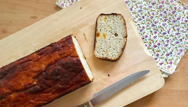 Banana Bread senza glutine, detox goloso