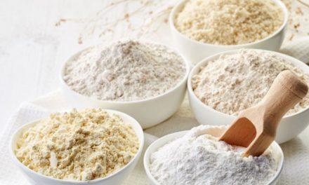 Farine di cereali e di non cereali