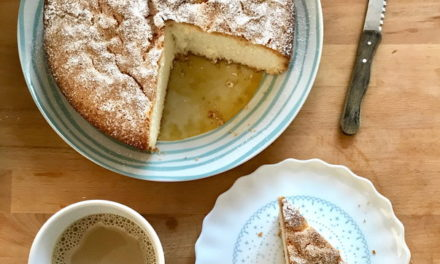 La Torta Margherita senza glutine e senza lievito