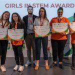 Una studentessa vince il 'Girls in stem award' ideando il distributore per celiaci