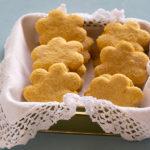 La ricetta dei biscotti di mais: senza glutine e senza lattosio