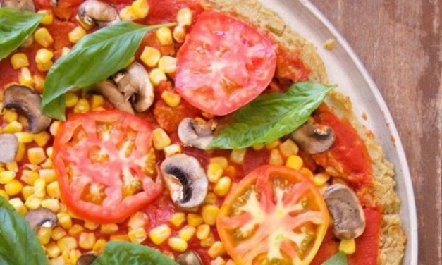 Come fare la pizza senza glutine: ricetta facile