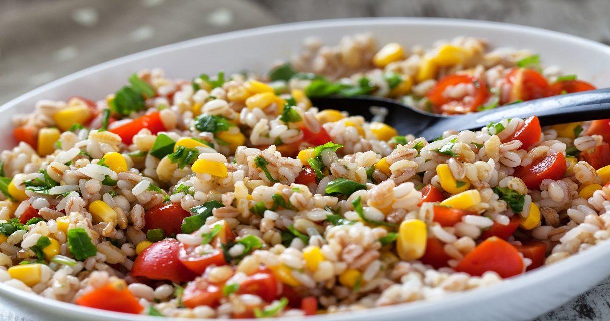 Insalata di riso? Si, ma cambiamo!