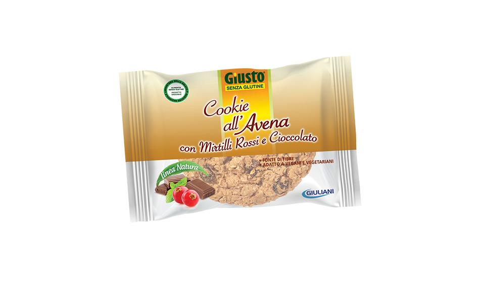 Presenza accidentale di tracce di soia: richiamati cookie all'avena Giusto Senza Glutine. Due i gusti interessati