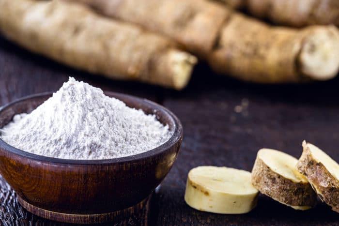 Arrow root o fecola di maranta, un amido senza glutine per la cucina macrobiotica, vegana e non solo…