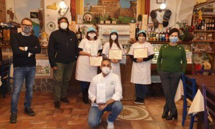 Concluso a Grosseto il primo corso di cucina e pasticceria 'gluten free'