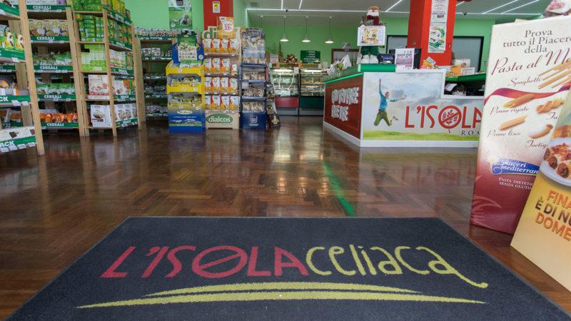 L'Isola Celiaca Roma Talenti