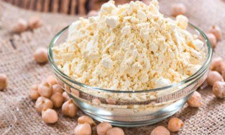 """La farina di ceci è più nutriente della farina """"normale"""" ?"""