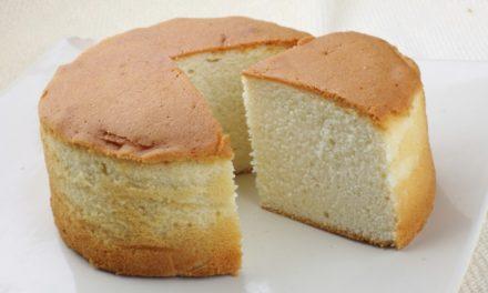 Pan di Spagna senza glutine: ricetta e preparazione