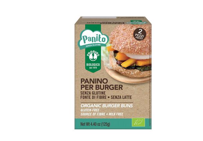 Coop, richiamati panini per burger senza glutine Panito: ancora sesamo con ossido di etilene