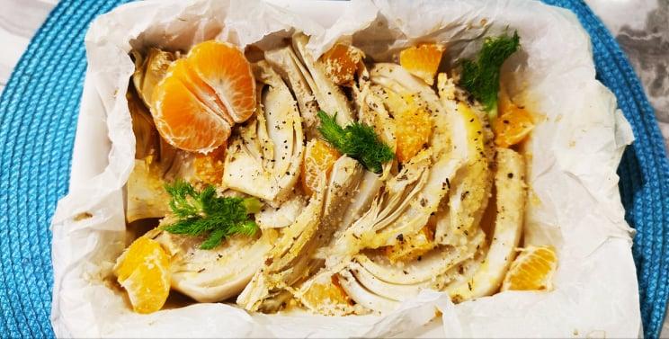 Finocchi al mandarino