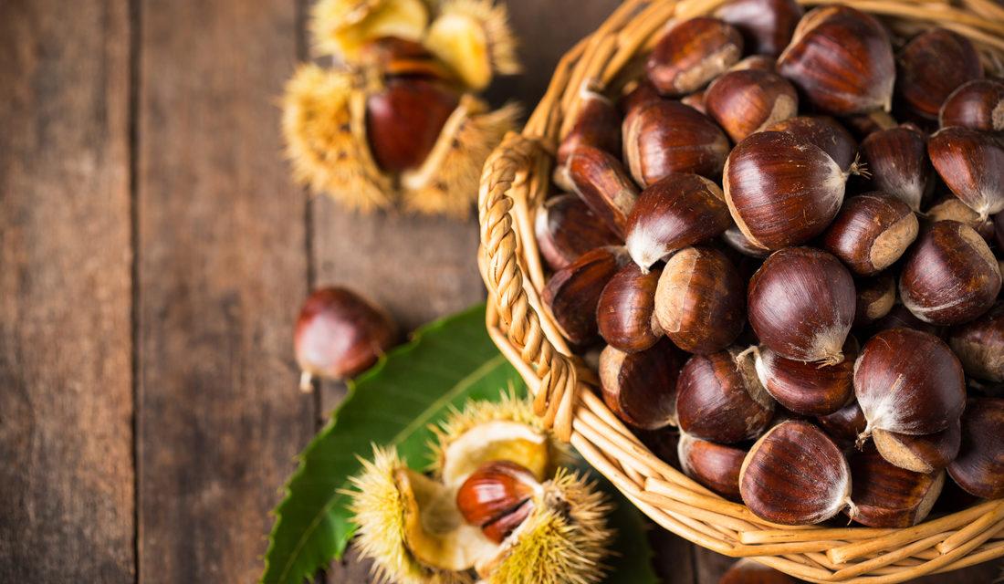 Farina di castagne: l'alternativa calorica, nutriente e priva di glutine