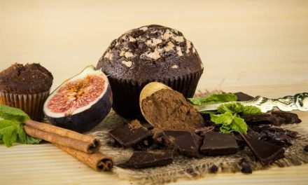 Muffin ai fichi senza glutine, la soffice colazione sana