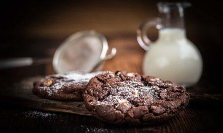 Biscotti cioccolato e albume: la ricetta fit e gluten free